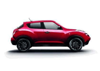 2011 Nissan Juke Kuro Red Limited Edition 2