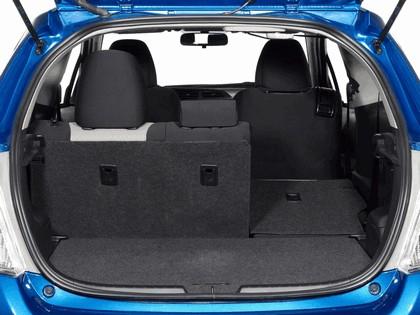 2011 Toyota Yaris LE 3-door - USA version 8