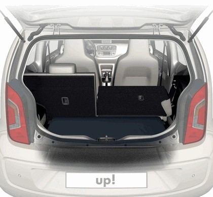 2011 Volkswagen Up 38