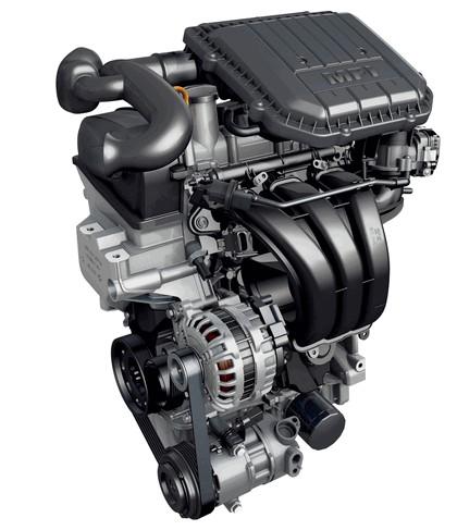 2011 Volkswagen Up 45