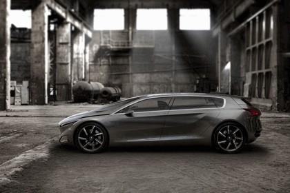2011 Peugeot HX1 concept 1
