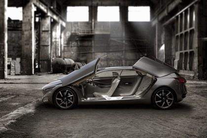 2011 Peugeot HX1 concept 2