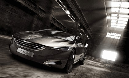 2011 Peugeot HX1 concept 5