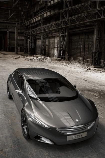 2011 Peugeot HX1 concept 7