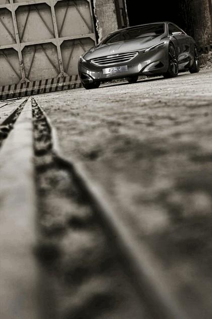 2011 Peugeot HX1 concept 14