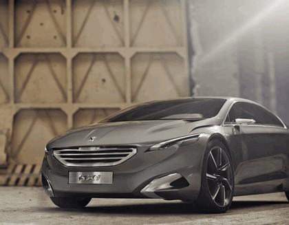 2011 Peugeot HX1 concept 21