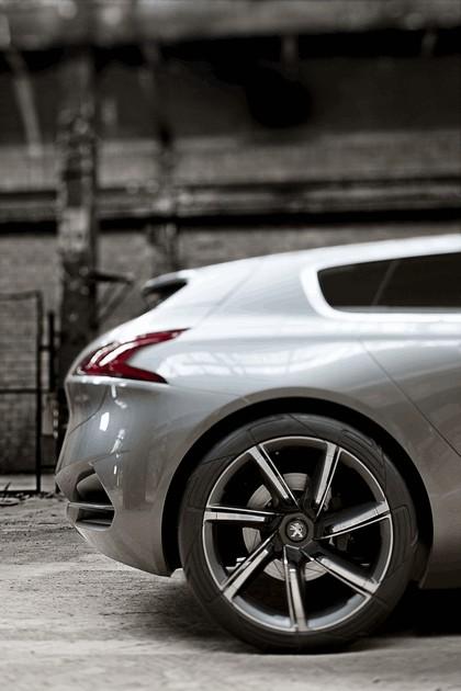 2011 Peugeot HX1 concept 23