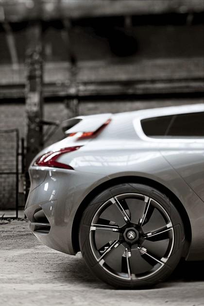 2011 Peugeot HX1 concept 24