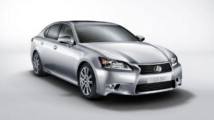 2011 Lexus GS 350 5