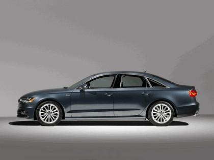 2011 Audi A6 3.0T S-Line - USA version 2