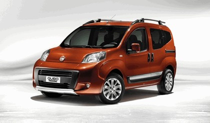 2011 Fiat Qubo Trekking 1