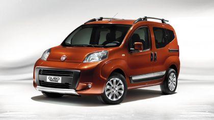 2011 Fiat Qubo Trekking 9
