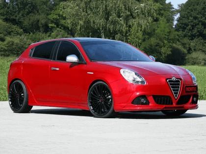 2011 Alfa Romeo Giulietta by Novitec 1
