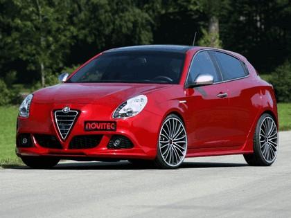 2011 Alfa Romeo Giulietta by Novitec 2