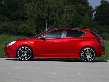 2011 Alfa Romeo Giulietta by Novitec 4