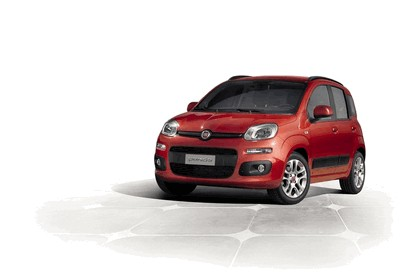 2012 Fiat Panda 1