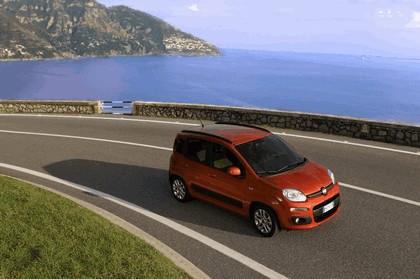 2012 Fiat Panda 9
