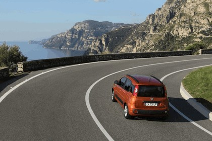2012 Fiat Panda 12