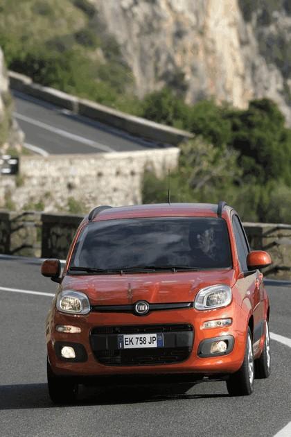 2012 Fiat Panda 28