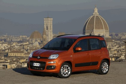 2012 Fiat Panda 36