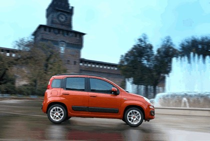 2012 Fiat Panda 41