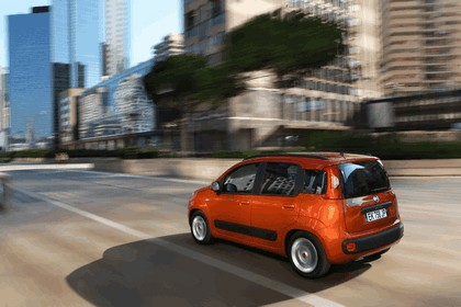 2012 Fiat Panda 79