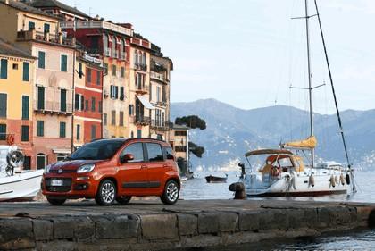 2012 Fiat Panda 107