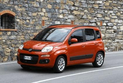 2012 Fiat Panda 116