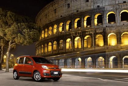 2012 Fiat Panda 122