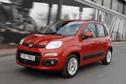 2012 Fiat Panda 168