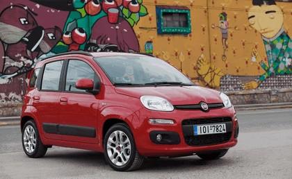 2012 Fiat Panda 170