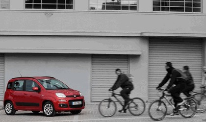 2012 Fiat Panda 181