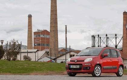 2012 Fiat Panda 182