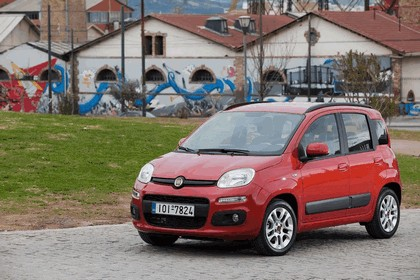 2012 Fiat Panda 185