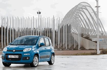 2012 Fiat Panda 190