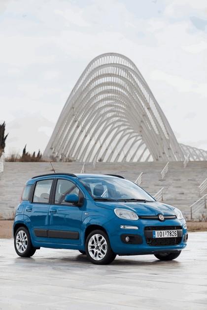 2012 Fiat Panda 192