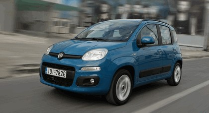 2012 Fiat Panda 220