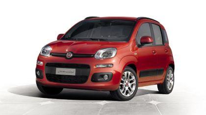 2012 Fiat Panda 7
