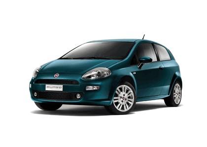 2012 Fiat Punto 1