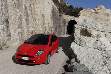2012 Fiat Punto 11