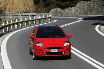 2012 Fiat Punto 24