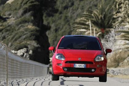 2012 Fiat Punto 25