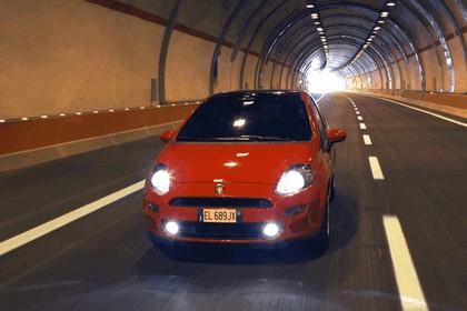 2012 Fiat Punto 35