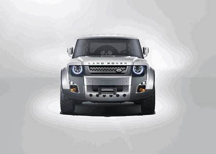 2011 Land Rover DC100 concept 4