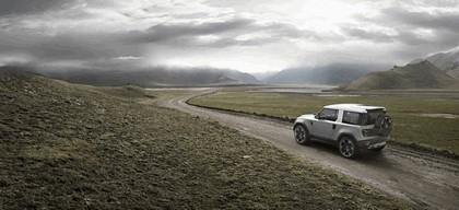 2011 Land Rover DC100 concept 19