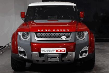 2011 Land Rover DC100 concept 42