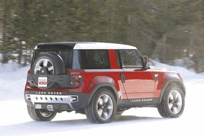2011 Land Rover DC100 concept 57