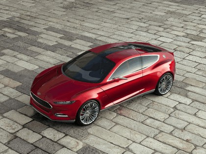 2011 Ford Evos concept 1