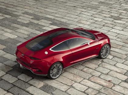 2011 Ford Evos concept 2