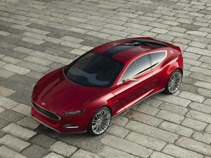 2011 Ford Evos concept 3